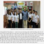 Nguyễn Bá Toàn và tình yêu với món cá kho làng Vũ Đại (Báo Kinh doanh và Pháp Luật)
