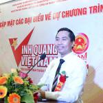 Nguyễn Bá Toàn được Thủ tướng chính phủ Nguyễn Tấn Dũng trao tặng Tượng vàng Thánh Gióng nhân dịp kỷ niệm 70 năm giải phóng miền nam 19/8 và quốc khánh 2/9