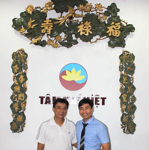 Nguyễn Bá Toàn – Phó giám đốc Trung tâm Chăm sóc sức khỏe cộng đồng