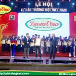 Vinh danh thương hiệu Việt Nam – Dasavina