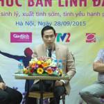 """Hội thảo """"ĐÁNH THỨC BẢN LĨNH ĐÀN ÔNG"""" lần đầu tiên tại Việt Nam đã diễn ra thành công tốt đẹp"""
