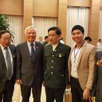 Nguyễn Bá Toàn dự hội nghị tại tòa nhà Quốc Hội Việt Nam