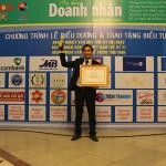 Nguyễn Bá Toàn – Doanh nhân văn hóa Việt Nam thế kỷ 21