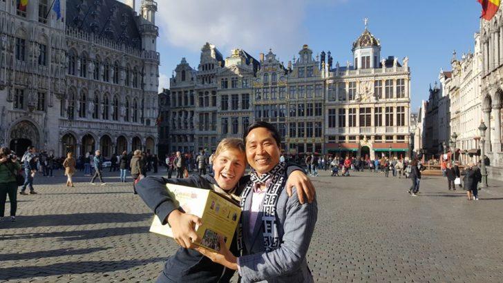 Hành trình đưa đặc sản Việt Nam ra sang Châu Âu của Nguyễn Bá Toàn